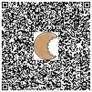 Visitenkarte: Einfach Code scannen!